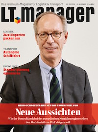 LT Manager Magazin Coverphoto