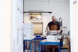 Dokumentation: Imagefilm über die Arbeit des Buchbinder Handwerkers Tilmann M. Brauns in Frechen bei Köln