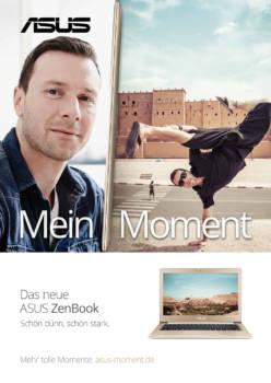 Kloubet Fotografie Kampagne Asus