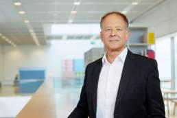 Kienbaum Prof. Dr. Walter Jochmann Portraitfoto