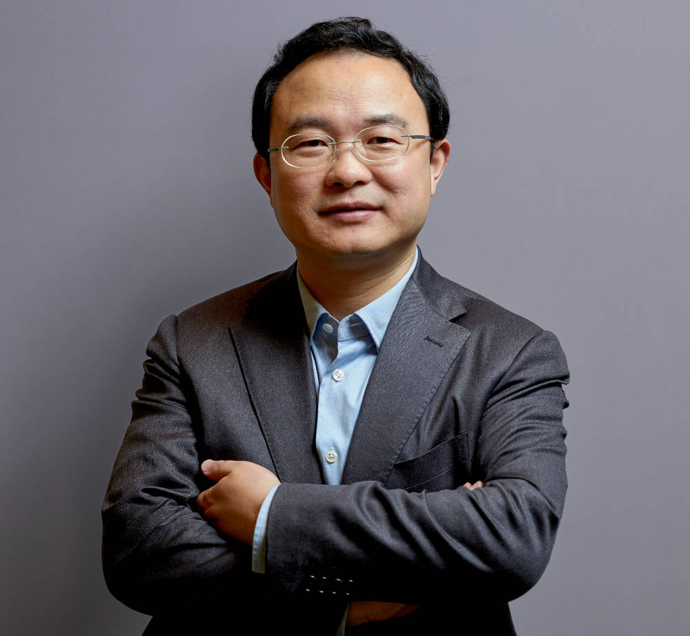 Portrait von Dr. Wanli Min - Alibaba Cloud Manager