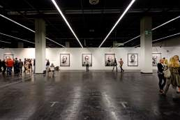 Ausstellung der Meinungsbilder von Valery Kloubert auf der Art.Fair in Köln zugunsten der DKMS